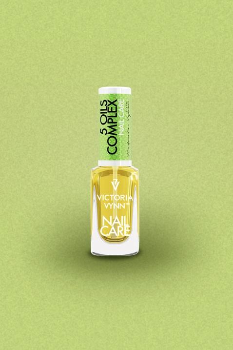 5 oil complex hidrata cutículas