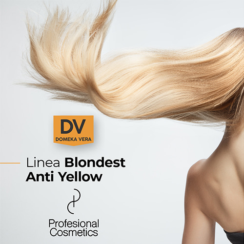 oferta Champú Intenso Anti Yellow Profesional cosmetics
