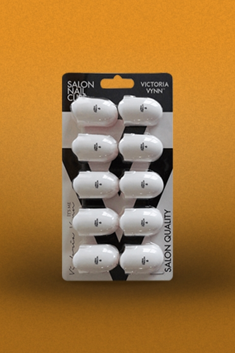 Pinzas para uñas NAIL CLIPS de Victoria Vynn.