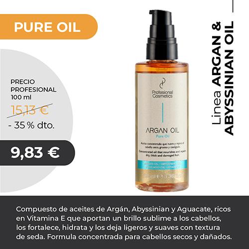 Aceite de Argán Oil Pure
